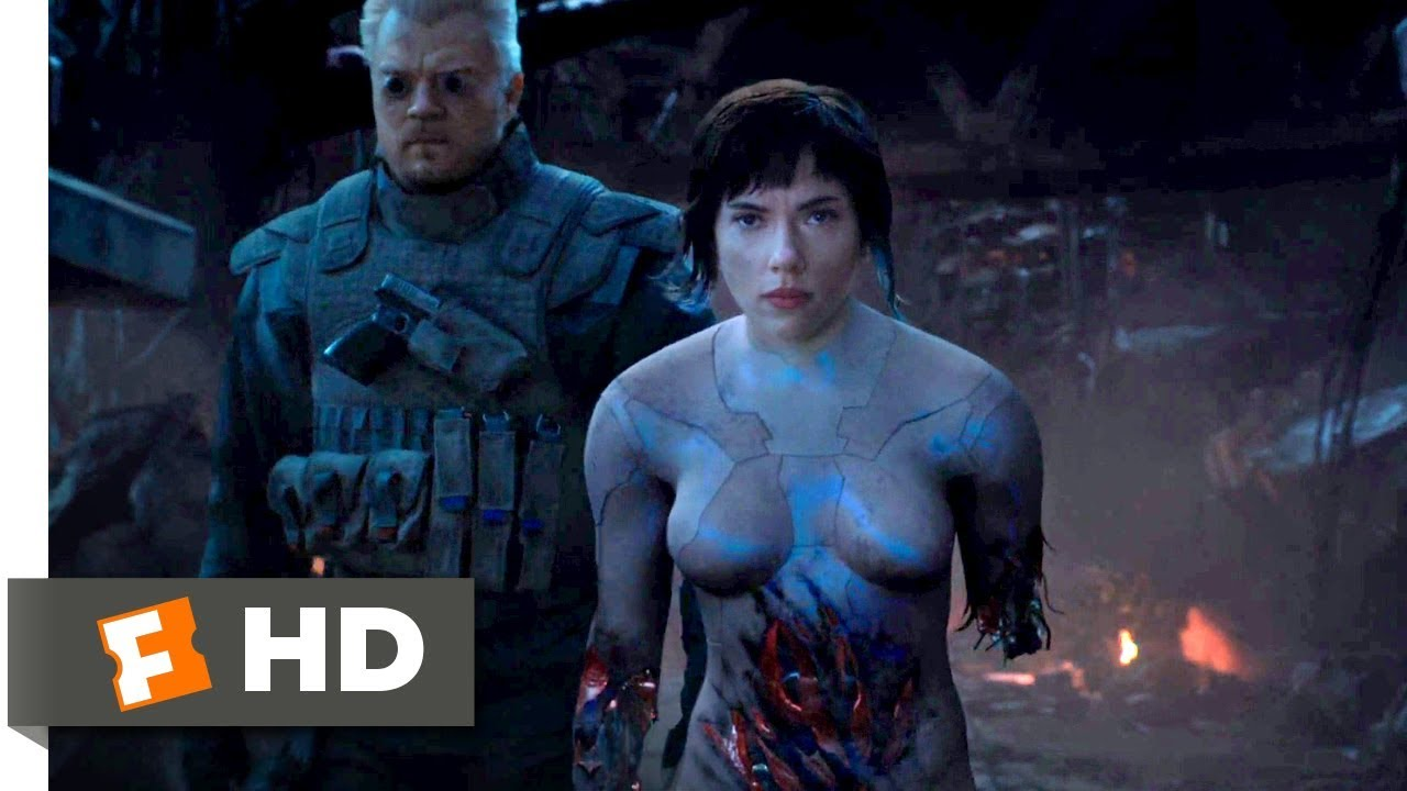 Ghost In The Shell 2017 Consent To Kill Scene 10 10 Movieclips Youtube