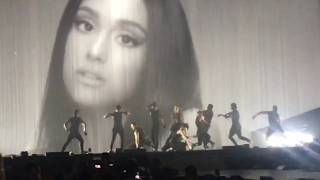 ariana grande opening be alright dangerous woman tour live barcelona spain