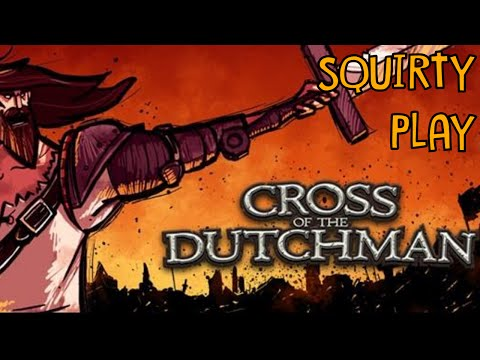 CROSS OF THE DUTCHMAN - Toss Of The Dumb Man