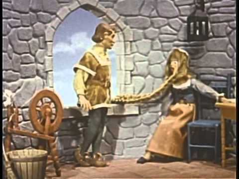 The Story of 'Rapunzel' (1951) Full Movie