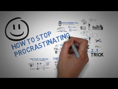 PROCRASTINATION THE SOLVING PUZZLE