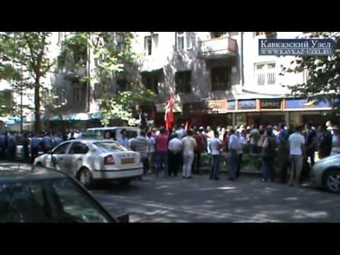 Ереван против освобождения Сафарова