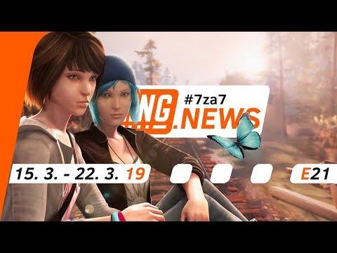 Zing.NEWS: Známe data vydání epizod Life is Strange 2 - E21 (15. 3. - 22. 3. 19) thumbnail
