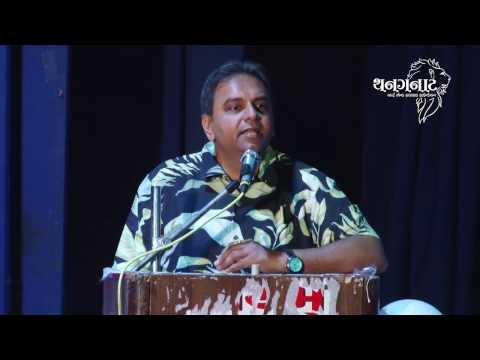 Jay Vasavda at Thanganat Art & Cultural Foundation