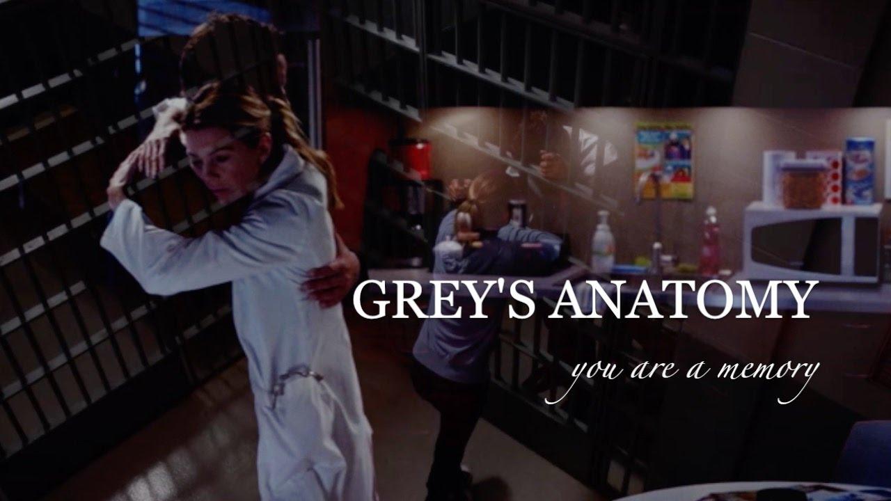 Grey\'s anatomy I You are a memory (season 1-13) - YouTube