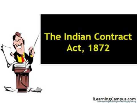 a indian contract act 1872 Download the indian contract act, 1872 download free online book chm pdf.