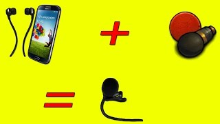 Como Gravar Áudio Sem Ruido Com o Celular - APP Rec Forge Áudio com Qualidade