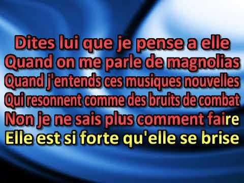 Claude Francois   Magnolias forever