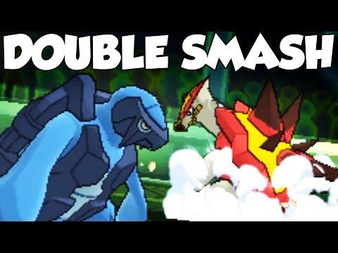 Double Battle Shell Smash Strategies!