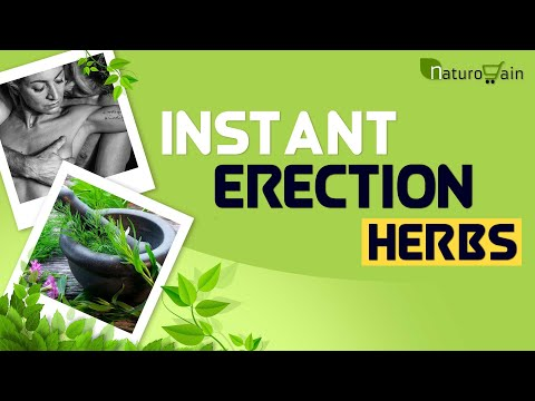 5 Best Herbs that Boost Your Libido Get Instant Erections!