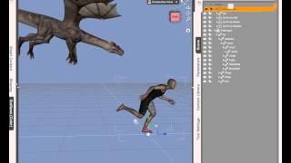 daz 3d beginner s scene tutorial