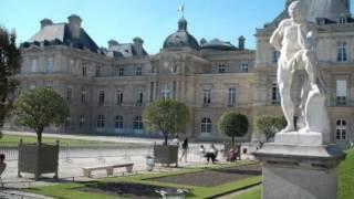 Los Jardines del Palacio de Luxemburgo (París)