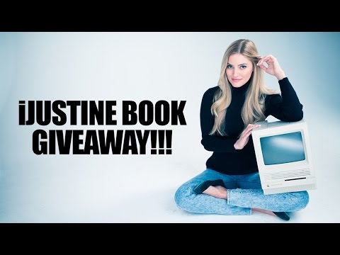 MASSIVE PRIZE GIVEAWAY!! MACBOOK, NINTENDO DS AND MORE! + BOOK TOUR ANNOUNCEMENT!