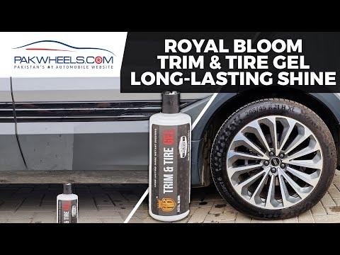 Royal Bloom Trim