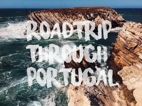 TRAVEL & SURF - ROAD TRIP PORTUGAL