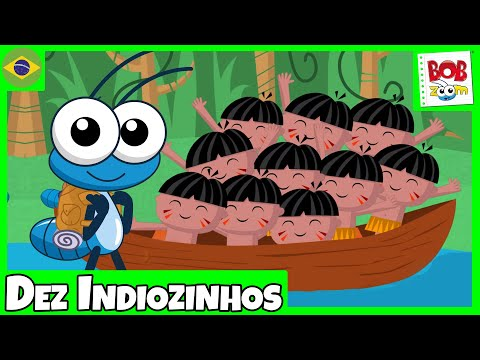 Indiozinhos - Bob Zoom - Video Infantil Musical Oficial