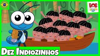 Indiozinhos - Bob Zoom - Video Infantil Musical Oficial