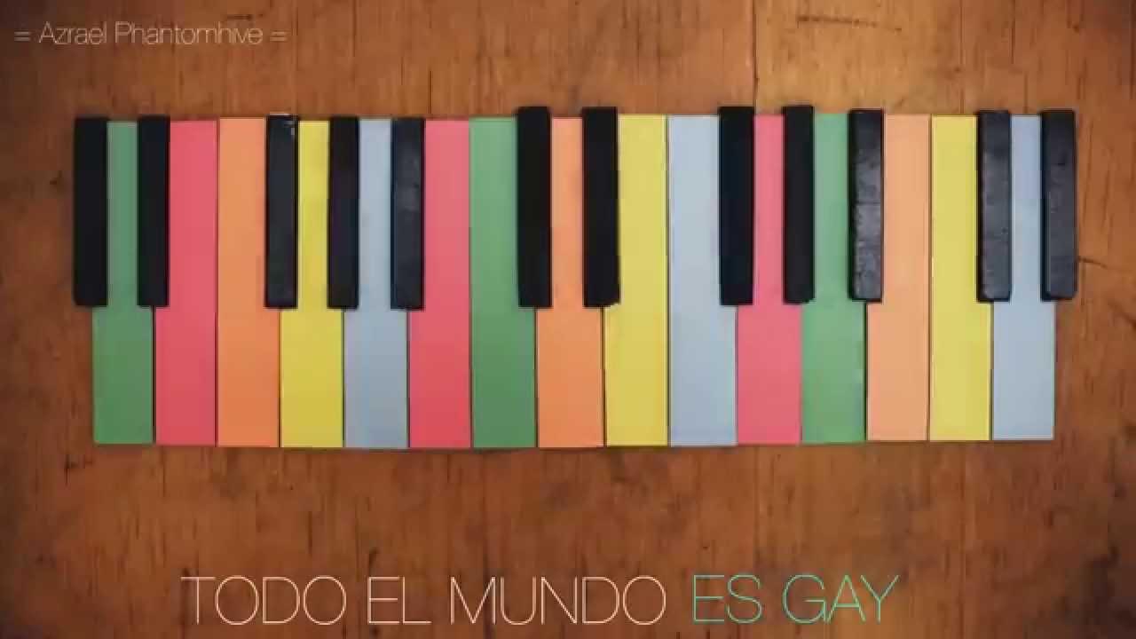 A Great Big World - Everyone Is Gay (Subtitulado en español)