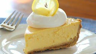 Вкуснейший Лимонный Пирог за 10 минут + время для выпечки