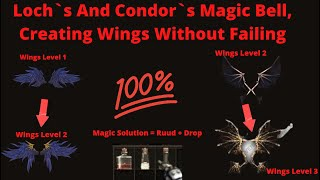 Loch`s And Condor`s Magic Bell    Mu Online (S13/2)-(BR)