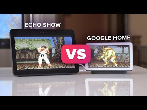 Google Home Hub Vs. Amazon Echo Show: Which One Is Better?
