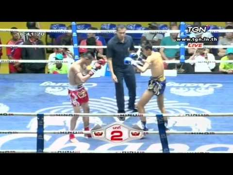 Professional Muay Thai Boxing from Lumphinee Stadium on 2015-01-31 at 4 pm