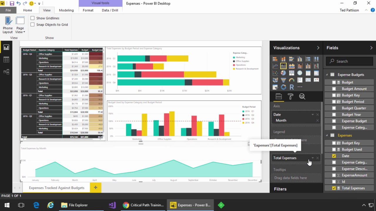 integrating power bi with sharepoint online