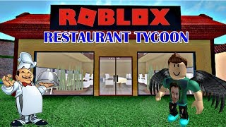 ROBLOX - Restaurant Tycoon Ft. Amigos