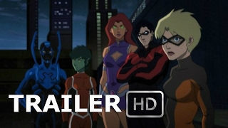 Teen Titans: The Judas Contract - Official Trailer (Subtitulado Español) HD