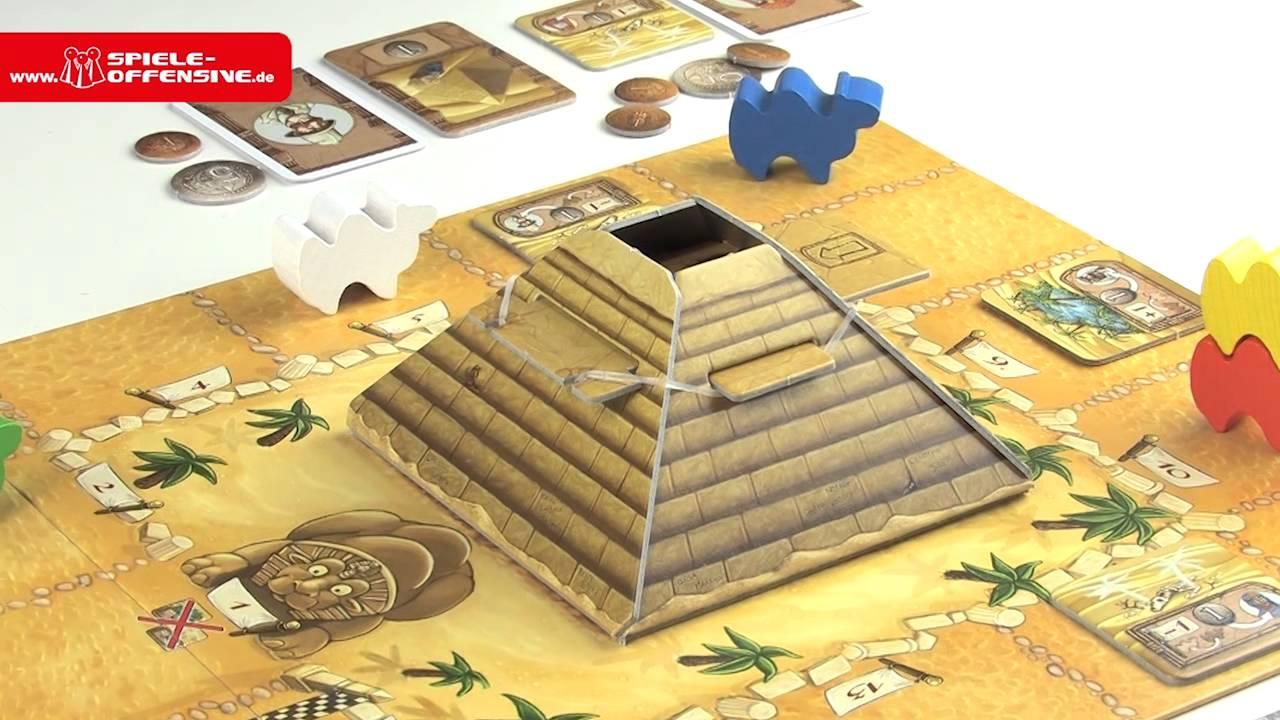 Spiel Pyramide