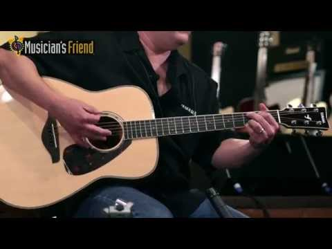 Yamaha FG Series Acoustic Guitars