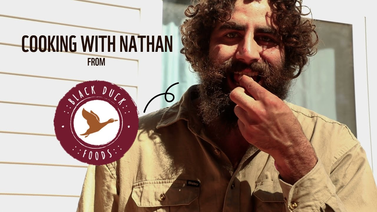Cooking Murnong (Daisy Yam) with Nathan from Black Duck Foods | WWF-Australia