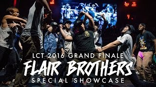 Flair Brothers   Special Showcase   Lion City Throwdown 2016 Grand Finale
