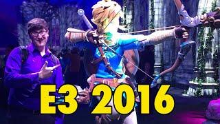 Nintendo E3 2016 Impressions