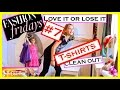 ❤️Fashion Friday Fun ~ First T-shirt Edition ~ Love It or Lose It ❤️ Try on and choose | Theekholms