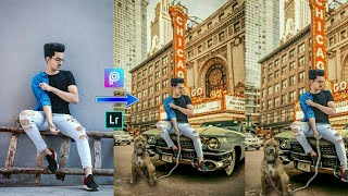 *How to Edit* Car Photo In Picsart    *Latest Car Photo Editing* Tutorial 2019    P.V Edition   