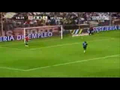 Top 5 goles del Sevilla F.C. narrados por Alvarado (Sevilla F.C. Radio)
