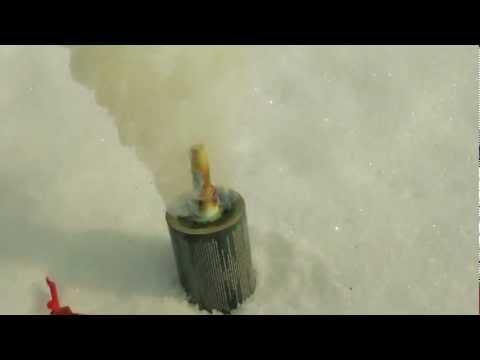 Имитационная дымовая граната RAG RG-42