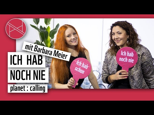 """Ich hab noch nie"" - Fair Fashion Edition mit Barbara Meier 