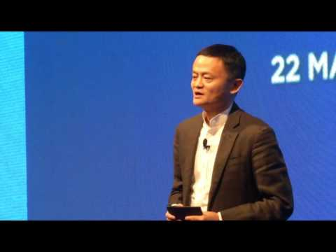 Malaysia Digital  Free Trade zone  launch by Jack Ma 2017