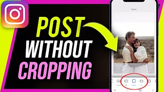 How to resize y๐ur photo to fit Instagram without cropping
