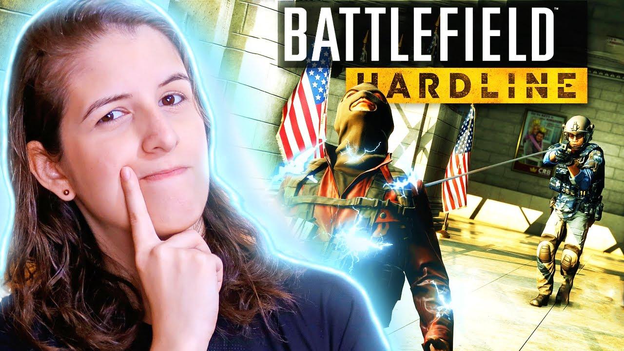 BATTLEFIELD HARDLINE NO XBOX SERIES X: GAMEPLAY EM 2021 ⌛