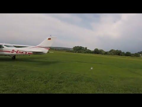 Trangia Sturmkocher  VS Cessna 182