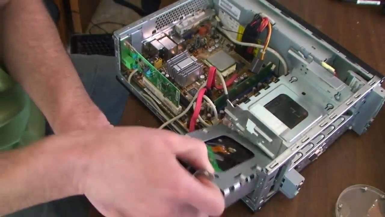 medium resolution of replacing a hp slimline power supply video youtubereplacing a hp slimline power supply video st youtube wiring schematic