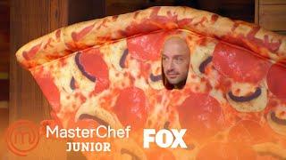 Joe Is A Slice Of Pizza | Season 6 Ep. 6 | MASTERCHEF JUNIOR