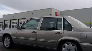1994 Volvo 960 Sedan for sale @ Vemu Car Classics (Vo20018)