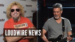 Video Sammy Hagar and Eddie Van Halen Reconnect Via Twitter download MP3, 3GP, MP4, WEBM, AVI, FLV November 2018