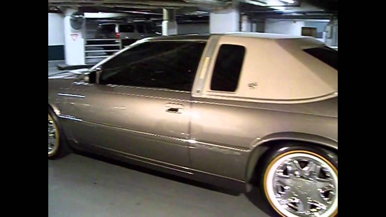 1999 Cadillac Eldorado Convertible Youtube