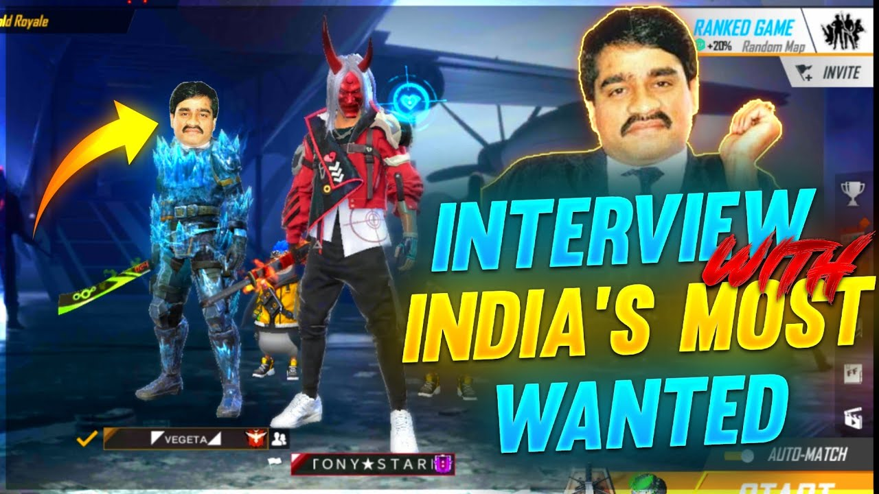 TRUTH OF INDIA'S MOST WANTED PLAYER !!😈 BEST EVER INTERVIEW IN FREE FIRE HISTORY🔥🤯