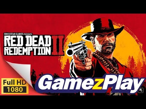 Red Dead Redemption 'Gameplay Series: Introduction' Official HD video game trailer Xbox 360 PS3